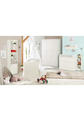 roba® Babyzimmer-Komplettset »Mia«, (Set, 3 St.), mit Kinderbett, Schrank und... kaufen