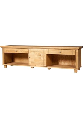 Home affaire Lowboard »Tracy«, aus Kiefer massiv, Breite 173,5 cm kaufen