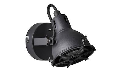 Brilliant Leuchten Wandstrahler »Jesper«, GU10, 1 St., Warmweiß, LED Wandspot schwarz... kaufen