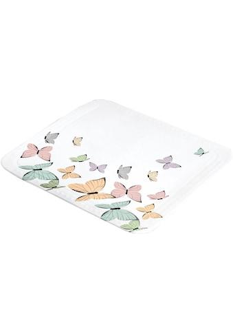 KLEINE WOLKE Duscheinlage »Butterflies«, BxH: 55 x 55 cm kaufen