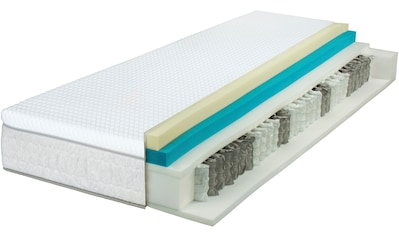 Breckle Taschenfederkernmatratze »EvoX Feel 500«, 27 cm cm hoch, 500 Federn, (1 St.),... kaufen