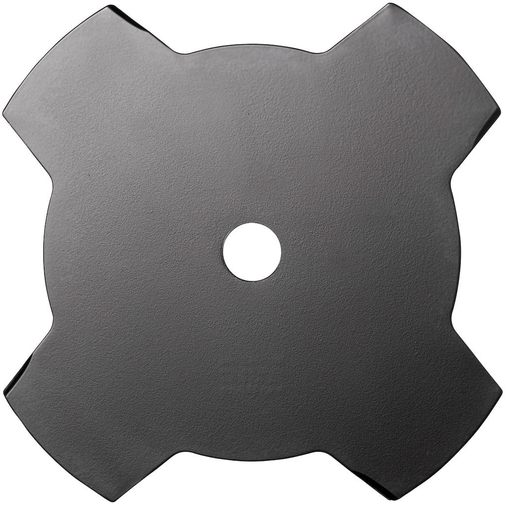 GARDENA Motorsensenmesser »BBO002, 00057-76«, 4 St., für Trimmer, Ø 255 mm