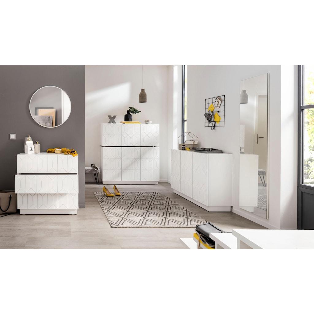 borchardt Möbel Spiegel, ohne Rahmen