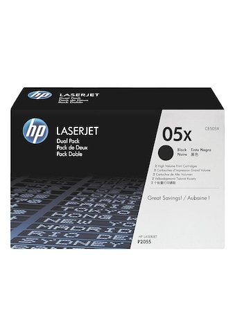 HP Doppelpack Druckkassetten 05X »HP CE505XD« kaufen