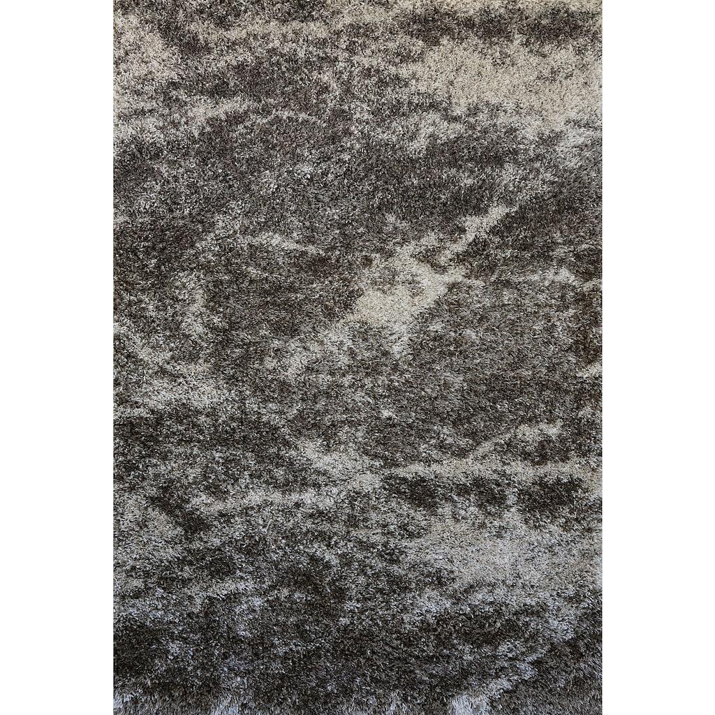 RESITAL The Voice of Carpet Hochflor-Teppich »Everest 7128«, rechteckig, 40 mm Höhe, Marmor-Optik, Wohnzimmer