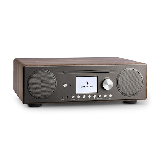 Auna CD Player Internetradio Mediaplayer Spotify Connect BT App »Connect CD«