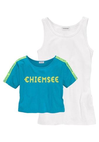 Chiemsee T - Shirt (Set, 2 tlg., mit Top) kaufen