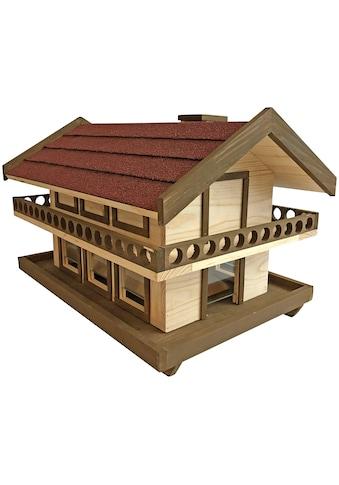 Windhager Vogelhaus »LANDHAUS XXL«, BxTxH: 58x38x38 cm kaufen