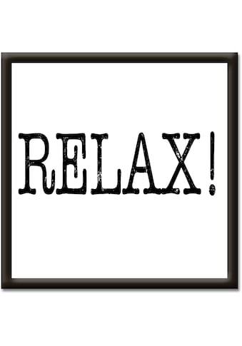 Artland Wandbild »Entspannen« kaufen