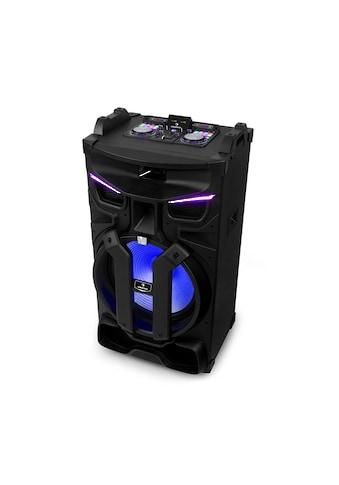 "Auna Party - Soundsystem 18"" Lautsprecher USB, SD, BT 600W »Silhouettes 18« kaufen"