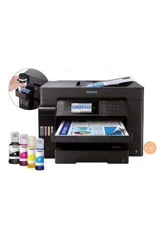 Epson EPSON EcoTank ET - 16600 »4 - in - 1 - Drucker« kaufen