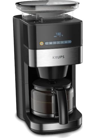 Krups Kaffeemaschine mit Mahlwerk »KM8328 Grind Aroma«, 24-Stunden-Timer kaufen