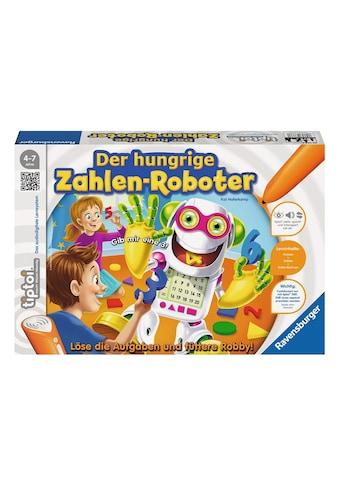Ravensburger Spiel »tiptoi® Der hungrige Zahlen-Roboter«, Made in Europe kaufen