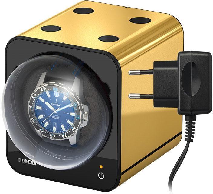 Boxy Uhrenbeweger »Fancy Brick, 309409« (2-tlg.) | Uhren > Uhrenbeweger | BOXY