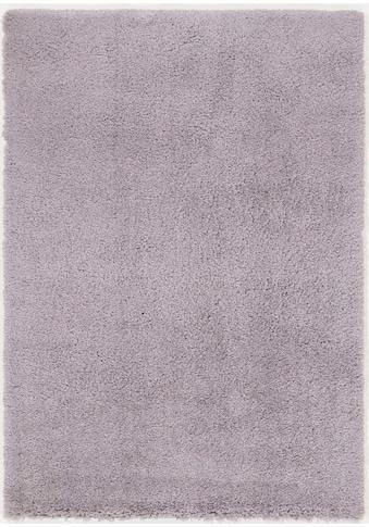 Hochflor - Teppich, »Polaris Shaggy«, OCI DIE TEPPICHMARKE, rechteckig, Höhe 50 mm, maschinell gewebt kaufen