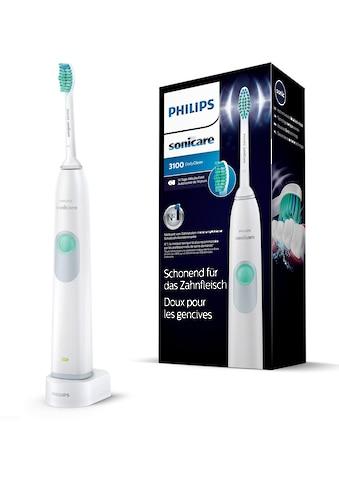 Philips Sonicare Schallzahnbürste HX6221/21 DailyClean 3100, Aufsteckbürsten: 1 Stk. kaufen