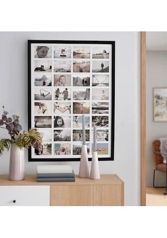 OTTO products Bilderrahmen Collage »Timmi, weiß«, für 32 Bilder, (1 St.), Bildformat... kaufen