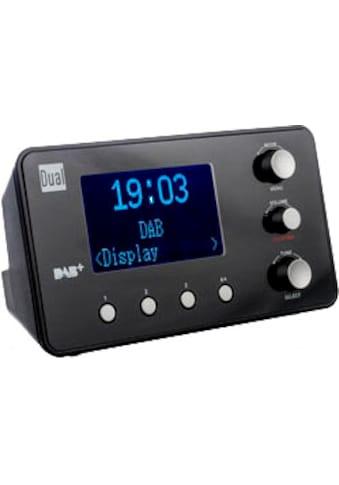 Dual »DAB CR25.1« Digitalradio (DAB+) (Digitalradio (DAB+),UKW mit RDS) kaufen