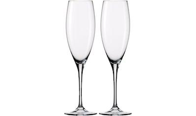 Eisch Champagnerglas »Jeunesse«, (Set, 2 tlg.), bleifrei, 270 ml, 2-teilig kaufen