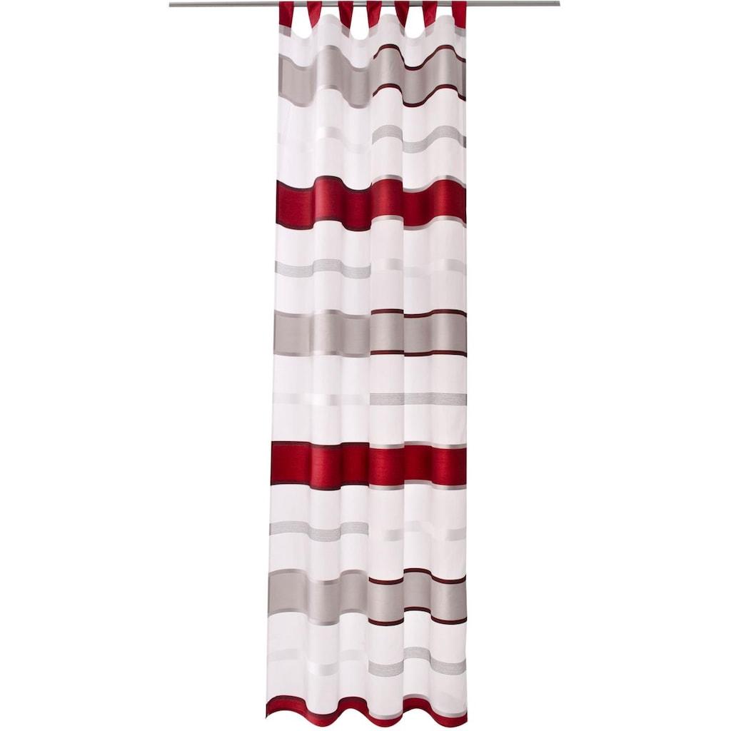 HOMING Vorhang »Cosoria«, HxB: 245x140
