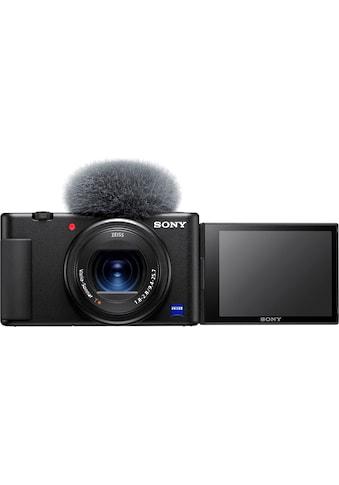 Sony Kompaktkamera »Vlog-Kamera ZV-1«, WLAN (Wi-Fi)-Bluetooth kaufen