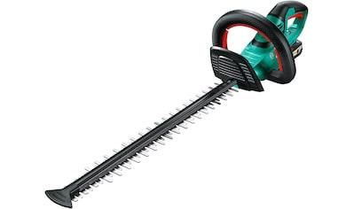 BOSCH Akku - Heckenschere »AHS 50 - 20 LI«, 50 cm Schnittlänge, mit Akku und Ladegerät kaufen