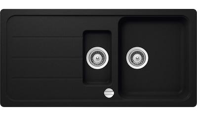 SCHOCK Granitspüle »Como«, in 3 Varianten kaufen
