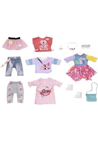 Baby Born Puppenkleidung »City Fashion«, (Set, 12 tlg.) kaufen