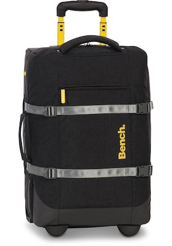 Bench. Reisetasche »Rollenreisetasche«, mit Anti-Diebstahlschlaufen kaufen