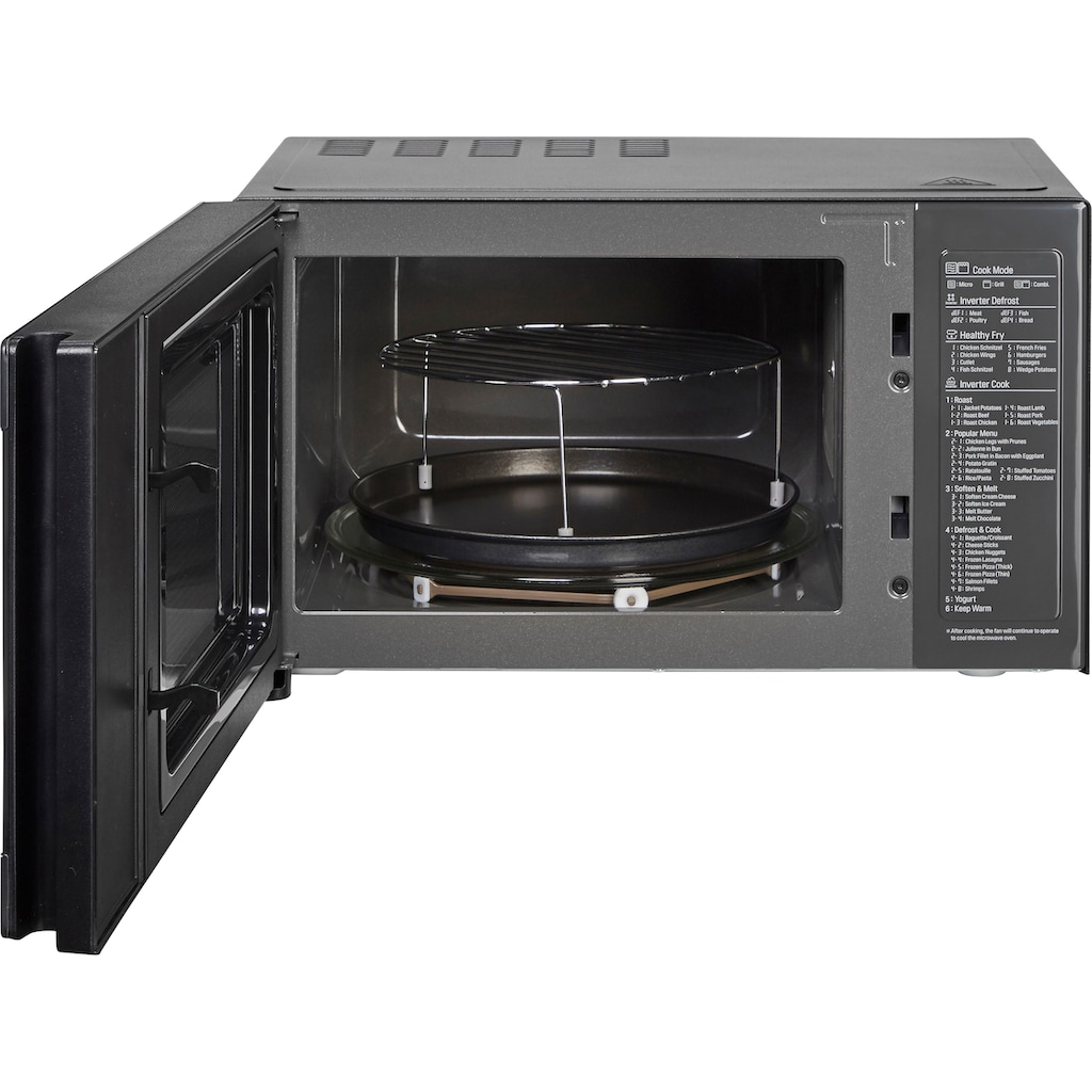 LG Mikrowelle »MH 6565 CPB«, Mikrowelle-Grill, 1000 W