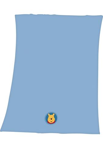 Disney Babydecke »Winnie Pooh«, mit Winnie Pooh Applikation kaufen