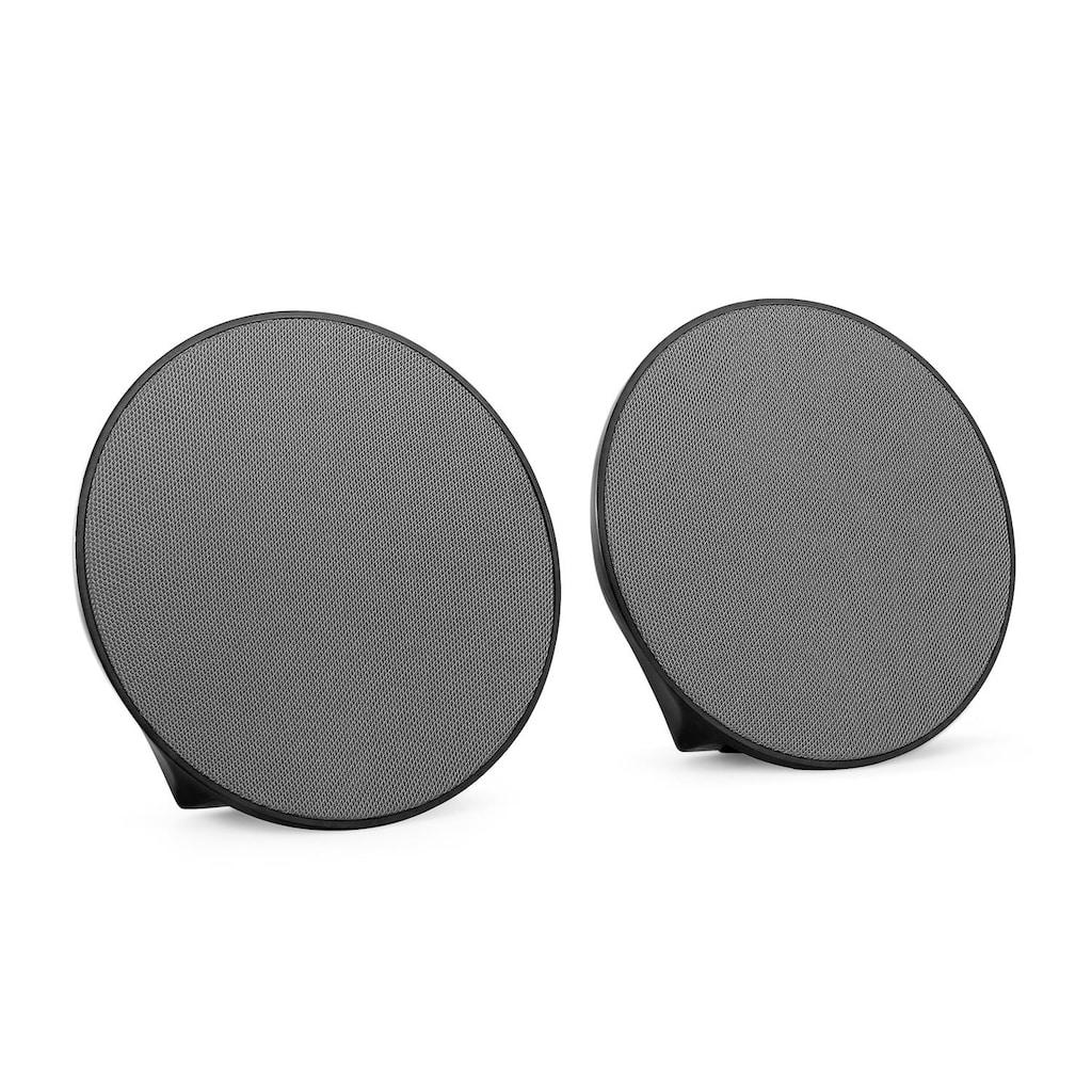 ONECONCEPT Portable Bluetooth-Lautsprecher AUX »Dynasphere«