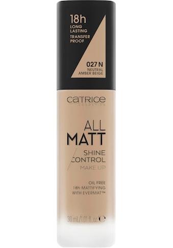 Catrice Foundation »All Matt Shine Control Make Up« kaufen