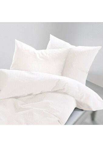 Schlafgut Bettwäsche »Lenny«, in unifarben kaufen