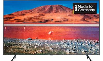 Samsung GU58TU7199U LED - Fernseher (146 cm / (58 Zoll), 4K Ultra HD, Smart - TV kaufen