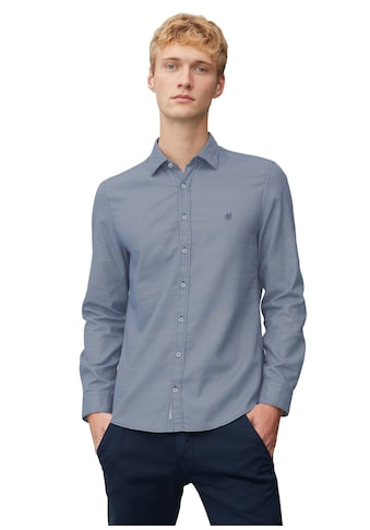 Marc O'Polo Langarmhemd, Minimalmuster kaufen