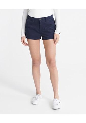 Superdry Shorts »CHINO HOT SHORT«, in modischem Chino-Look kaufen