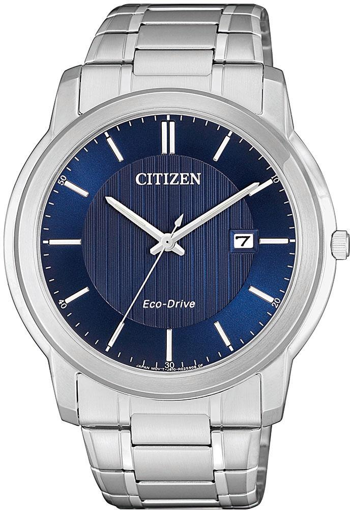 Citizen Solaruhr »AW1211-80L«   Uhren > Solaruhren   Silberfarben   CITIZEN