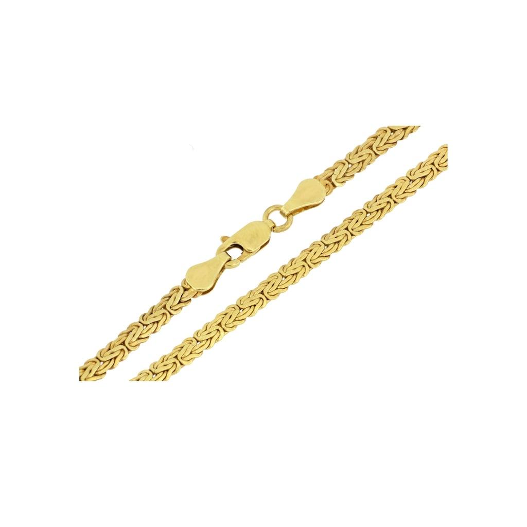 Firetti Königskette »Königskettengliederung, ca. 3,6 mm breit«