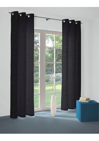 Vorhang, »Java«, Wirth, Ösen 1 Stück kaufen