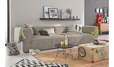 TOM TAILOR Big-Sofa »BIG CUBE«, in 2 Breiten, Tiefe 122 cm kaufen