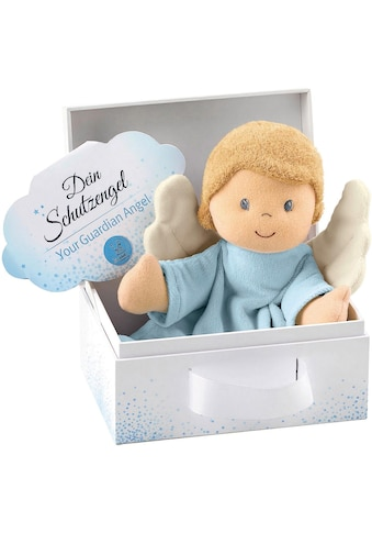 """Sterntaler® Schmusetuch """"Schutzengel, hellblau"""" kaufen"""