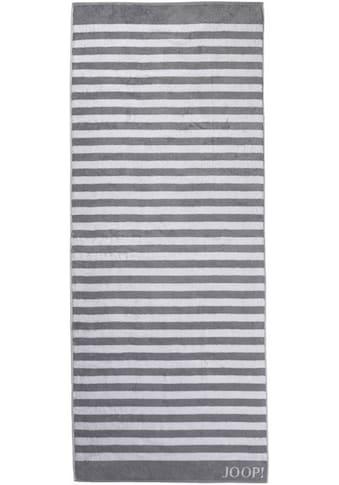Joop! Saunatuch »Stripes«, (1 St.), mit dezenten Streifen kaufen