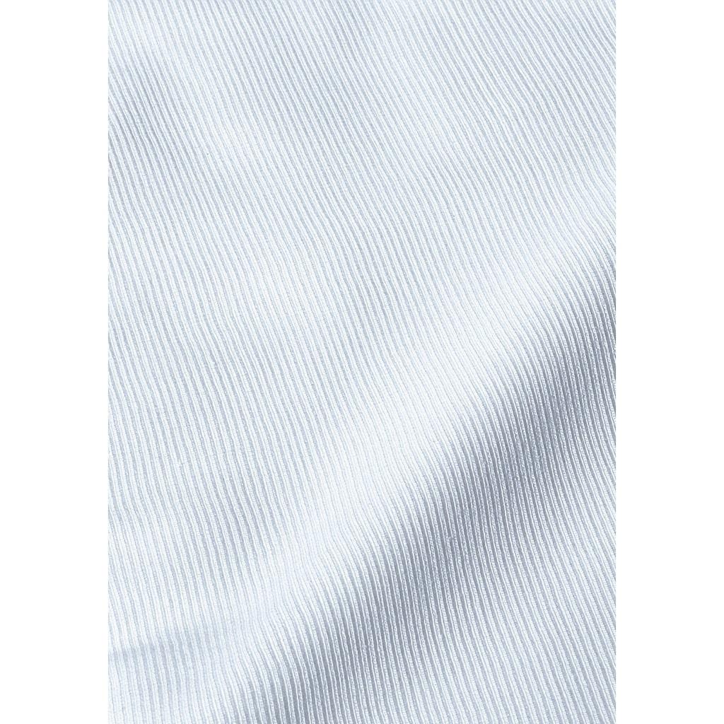 Clipper Exclusive Unterhemd, (3 St.), mit Komfortschnitt, hinten etwas länger - in Doppelripp