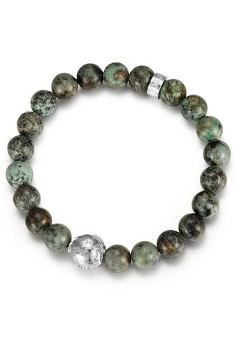 Firetti Perlenarmband »Earth Collection«, mit Türkis kaufen