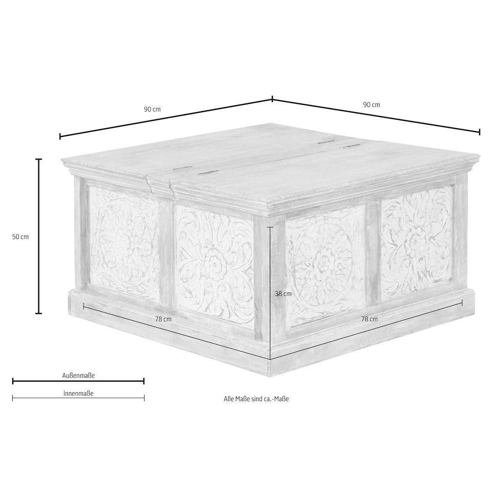Home affaire Couchtisch »Gandor«, Breite 90 cm