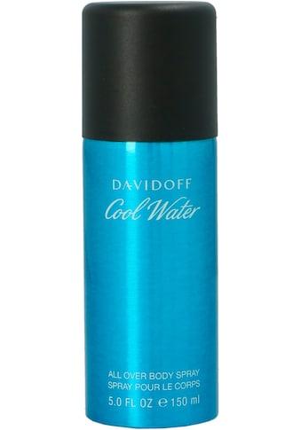 DAVIDOFF Bodyspray »Cool Water« kaufen