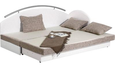 Maintal Schlafsofa, mit Bettkasten kaufen