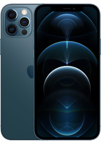 """Apple Smartphone »iPhone 12 Pro«, (15,5 cm/6,1 """", 256 GB Speicherplatz, 12 MP Kamera),... kaufen"""