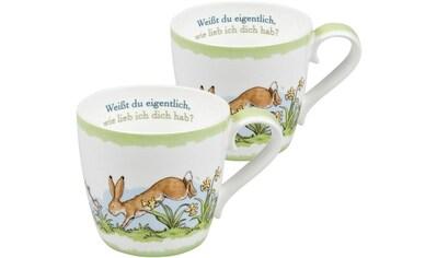Könitz Becher »Weißt du eigentlich..-Frühling«, (Set, 2 tlg.), 2-teilig kaufen